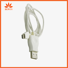 Micro parallel printer adapter cable for Android phone