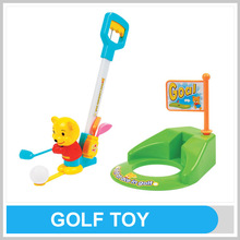 Hot Sale Safety Best Quality Kids Plastic Indoor Mini Golf Game