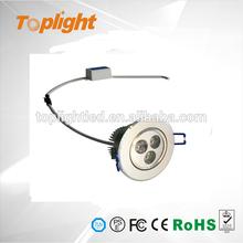 Ring Lamp 3W Christmas mini led down light replace 8W CFL
