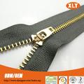 de nouveaux produits conçus 2014 4yg zipper lock fermeture à glissière en métal jeans