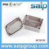 Saip New ABS Material Electrical Box Enclosure IP66 DS-AG-0609