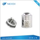NexCii Rebuildable bottom coil atomizer Nimbus Clone clone nimbus tank