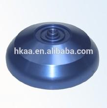 ODM/OEM cnc lathing parts anodized aluminumn yoyo ball
