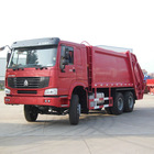 Shock price compression type HOWO garbage truck, HOWO waste truck