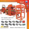 Block Machine Manufacturer QTY6-15 concrete building equipments