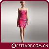 2014 Star Stripes red Strapless beach wedding flower girl dresses
