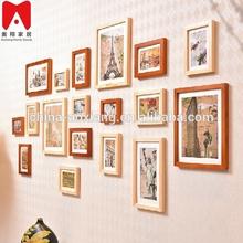 Photo wall 18P Set Photo Frame plexiglass decorative sex nude china girl photo wall art