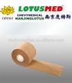 nanjing lotuemed nastro di tela di cotone