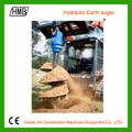 verruma de terra perfuraçao para ferramentas de jardim hmb3500