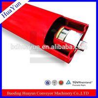 c45 forged steel conveyor roller for wheel conveyor