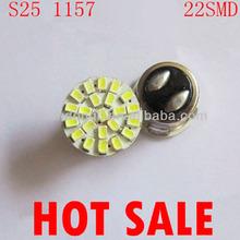multicolor 12v 1156 1157 22smd led lights car