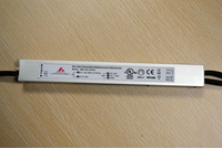 24v 30w waterproof electronic dimmable led driver