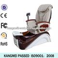 2014 barato silla de pedicure spa y silla reclinable masaje de pies y reposapiés portátil para silla de pedicura (KM-S812-5)