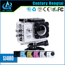 New Gopro Hero 3 Silver similar GOTOP hd 1080p helmet sport action camera for bike and car