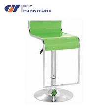 Cheap clear lucite acrylic bar stool
