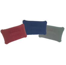 Fashionable flocked pillow/air cushion for relax
