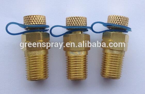 Test Plugs Pressure Testing Brass Pressure Test Plug