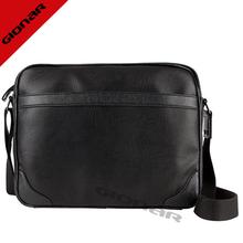 custom make designer vintage shoulder man genuine leather messenger bag