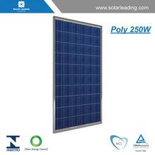 High efficiency Paneles Solares 250W