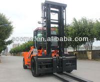 16 ton forklift for concrete pipes handling