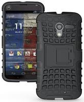 Heavy Duty Strong Silicone Cover For Motorola Moto X Phone XT1055 XT1058 XT1060 Tough Hard Case PC+TPU Shockproof