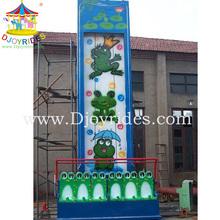 theme park amusement park frog hopper kids happy rides games