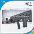 Pistola electrónica con el sonido y luz de los niños juegan los juguetes juguetes del arma