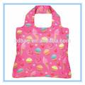 Hippie tote bags, venda quente de poliéster dobrável saco, crianças saco de praia