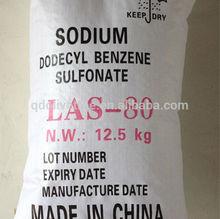High Quality Surfactant Sodium Dodecyl Benzene Sulfonate use washing powder