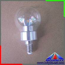 Best selling E12 led candle light,led candle bulb lights