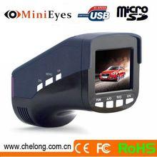 Free Ambarella A2S60 1500m radar detector GPS G-sensor 1080p car video