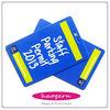 Pantone full color Plastic Transparent Cards design and printing