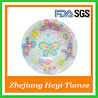 Food Use And Paper Material Printed Paper Plate