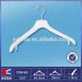 Tops de roupa e tipo de plástico, hips plástico material plástico adultos cabides tops