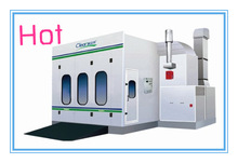 professional car or industrial spray painting oven chamber