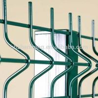 EU market fences for kids (PVC or hot galvanized)