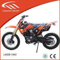 150CC very cheap dirt bikes for sale form lianmei with CE/EPA for adults lmdb-150C