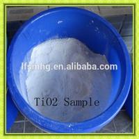 Titanium Dioxide TiO2 Rutile pigment for road marking paint