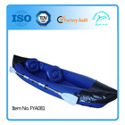 PVC Inflatable air Kayak for 1 person