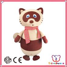GSV ICTI Factory make your own cute stuffed plush animal