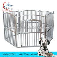 Factory supplier pet cage dog garden fence