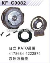 Hydraulic Oil Tank Cap for Excavator Hitachi and KATO 4178684 4222874