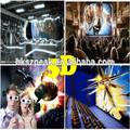 Parque de diversões e shopping center jogos 7D cinema para venda