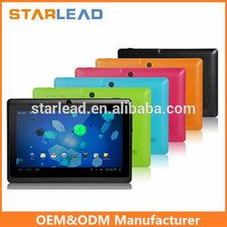 7 inch Dual Core Tablet PC A23 Allwinner WIFI Tablet