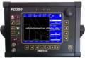 Big LCD, IP65 Portable ultrasonic testing steel equipments