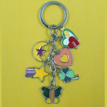 Customized handbag key chain