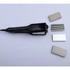 interchangeable hair straightener and hair curler in one hair crimper