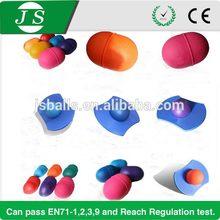 Super quality creative art craft plastic hollow balls