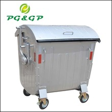 Eco-friendly rubbish container factory sell