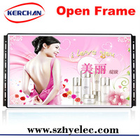 lcd signage monitor full hd 1080p,led advertising screen 1080p video monitor